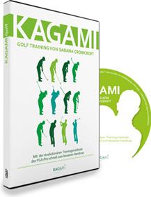 KAGAMI Golf Training DVD